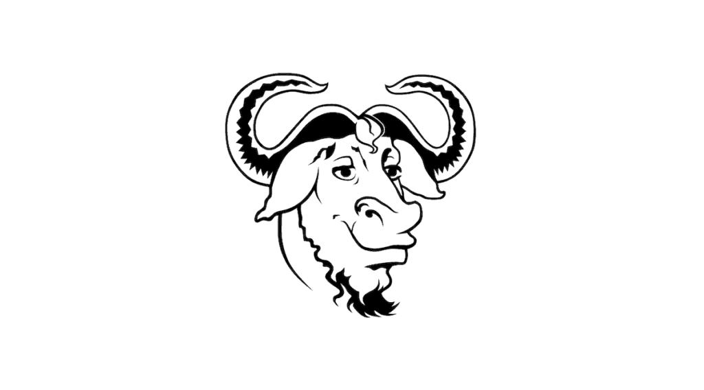 The GNU Project logo.